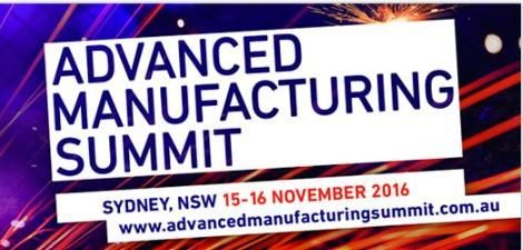 advanced manufacturing summit