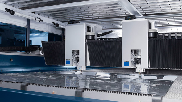 TRUMPF Laser Cutting Technology