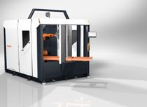 KUKA flexibleCUBE Open House