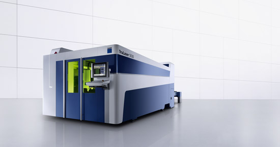 TRUMPF TruLaser 5030 Fiber Laser Cutting Machine