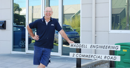 Waddell Engineering and their New Makino D500