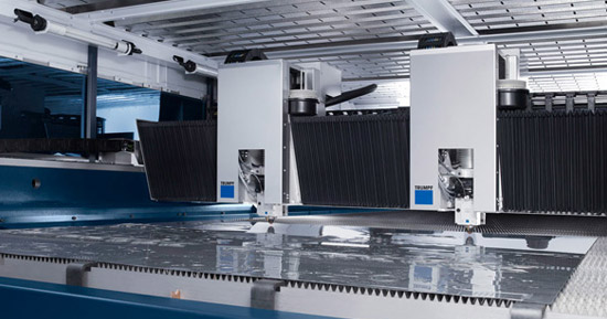 TRUMPF: The World Leader in Laser Cutting Machinery