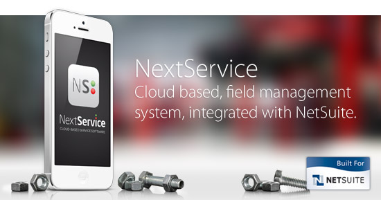 NextService: Cloud Based Field Management System