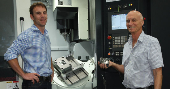 New Makino 5-axis Machining Centre Boosts Adept's Tool Making Capability