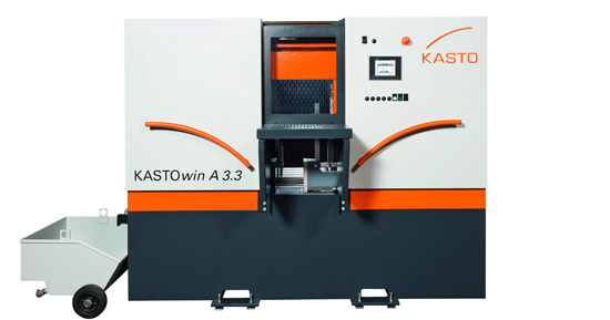 KASTO Launch their New Fully-Automated Bandsaw