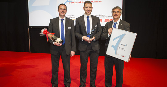 STUDER Wins the PRODEX Award 2014