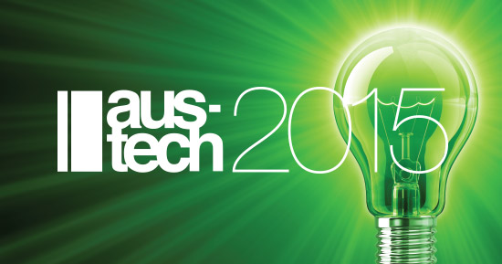 We're Going to Austech in May!