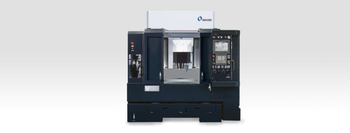 Makino V33i for high precision machining of medical parts