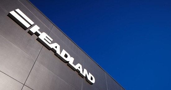 Headland Offers on-the-ground Service and Support in New Zealand