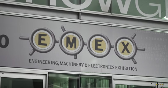 EMEX Exhibition Concludes for Another Year
