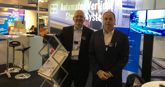 Another Successful CeMAT Comes to an End