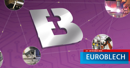 EuroBLECH Hannover 25-29 October 2016