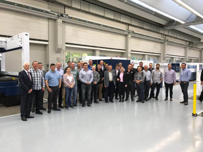 EuroBLECH - The World's No. 1 for Innovations in Sheet Metal Working