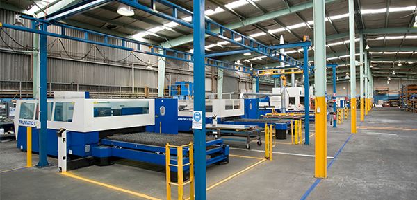 Laser 3D Take on New Opportunities with TRUMPF TruLaser 5030
