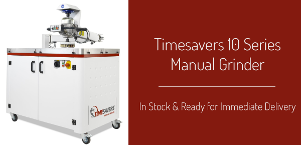 In Stock: Timesavers Manual Grinding Machine for Sale