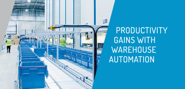 Productivity Gains with Warehouse Automation