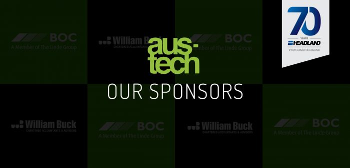 Our Sponsors - Austech Networking Drinks 2019