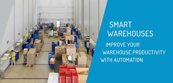 Smart Warehousing: improve your warehouse's productivity with automation