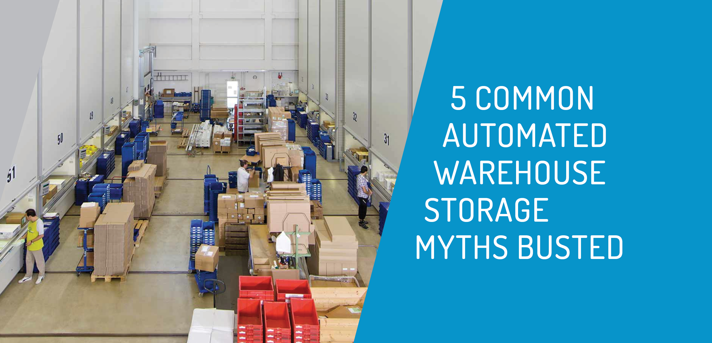 5 common storage myths