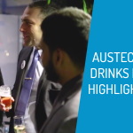 Austech Drinks Night Highlights