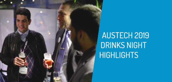 Austech Drinks Night 2019