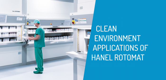 Hanel Rotomat - Clean Environment Applications