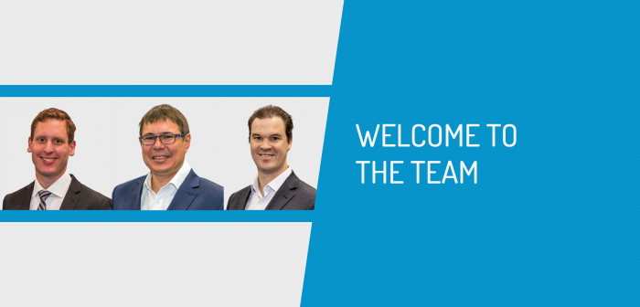 Welcoming Our New Sales Team Members!