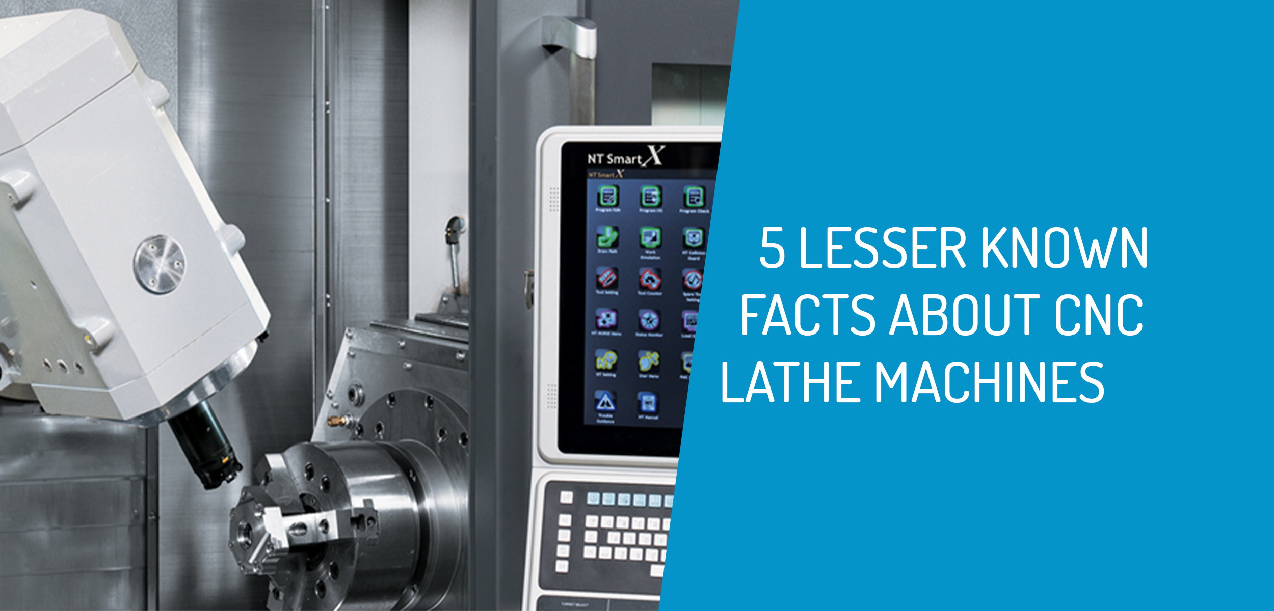 5 lesser known facts cnc lathes