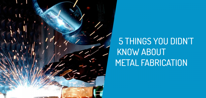 5 Things You Didn't Know About Metal Fabrication