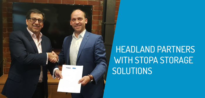Headland Partners with Stopa Storage Solutions