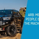 ARB People Behind Machine Hero