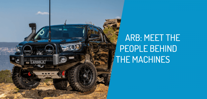 ARB: Meet the People Behind the Machines