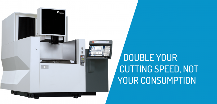 Double your Cutting Speed, Not your Wire Consumption