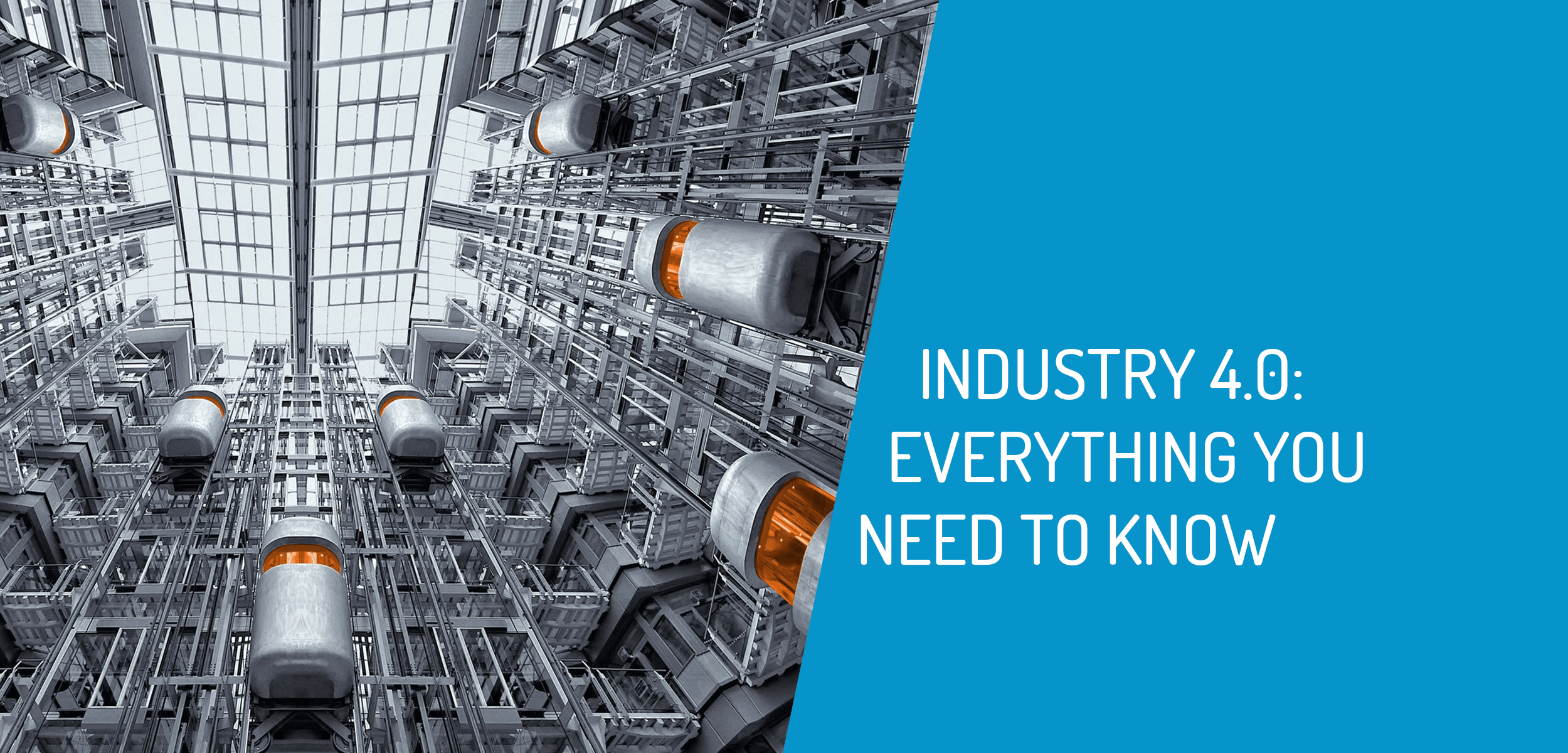 Industry 4.0 Everything Hero