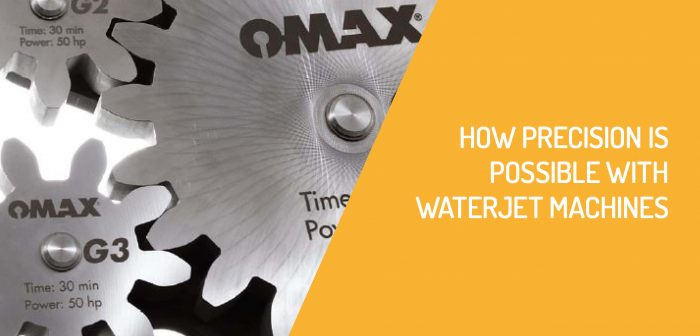 How Precision is Possible With Waterjet Machines