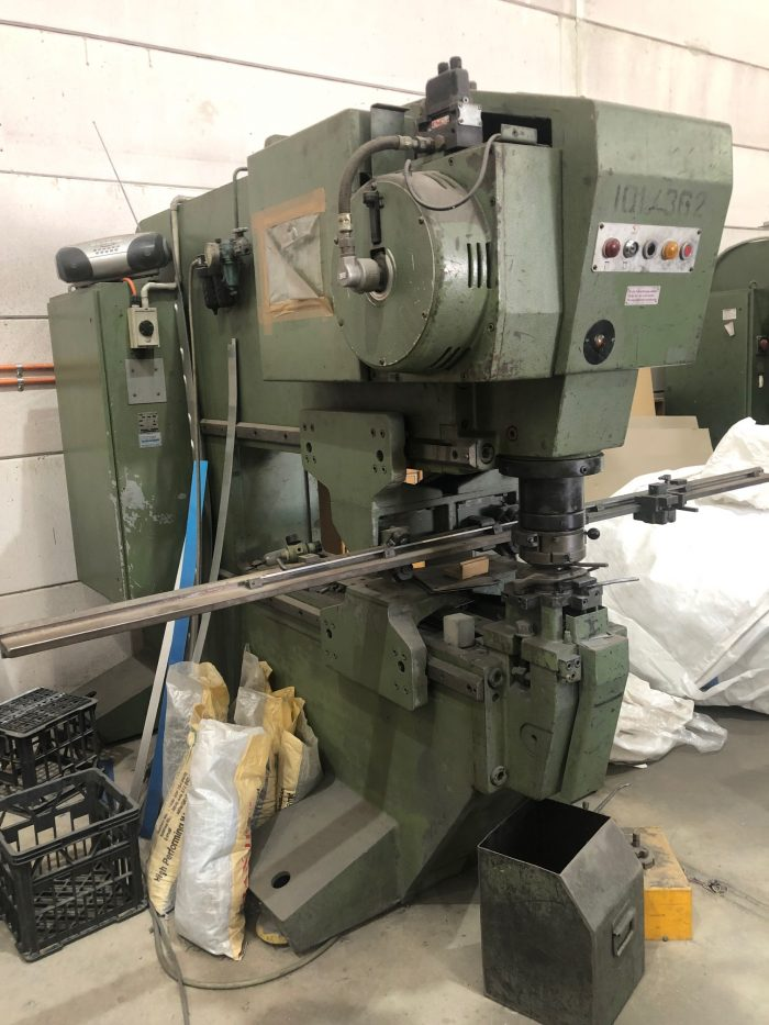 copy punch press