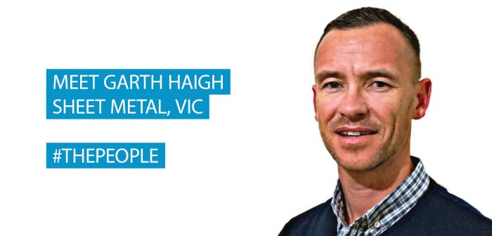 The People: Meet Garth Haigh