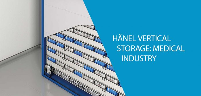 Hänel Vertical Storage: Medical Industry