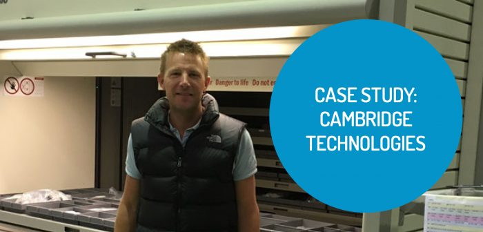Case Study: Cambridge Technologies