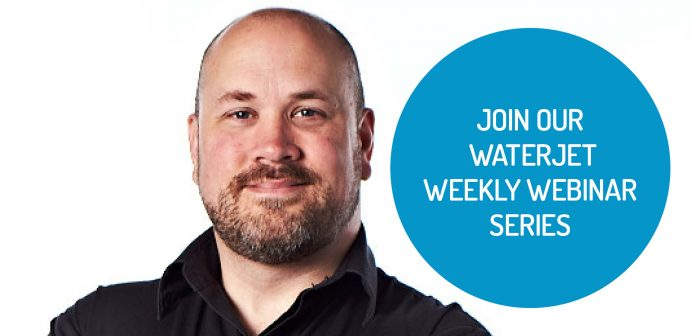 Join our Waterjet Weekly Webinar Series Challenge