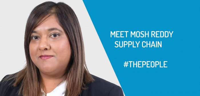 The People: Meet Mosh Reddy, Supply Chain Administrator