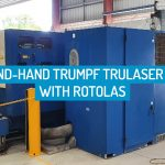 TRUMPF 4030 for sale