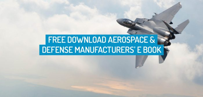 CNC Aerospace and Defence Manufacturers E Book - Download