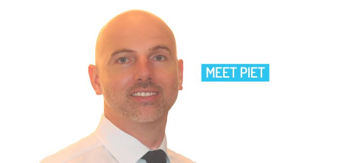 Piet Kerckhove joins the Storage Team