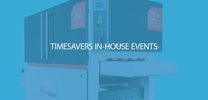 Timesavers In-House Events