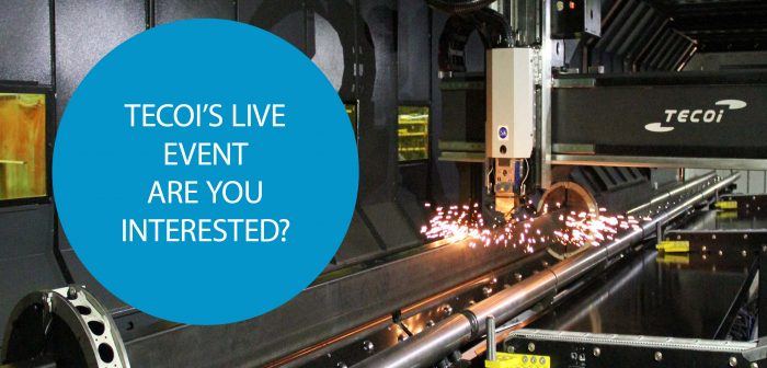 Tecoi's Plate Processing Machines Live Events - Register your Interest