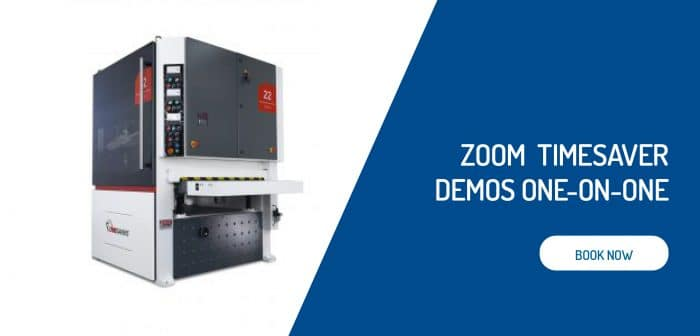 Timesavers Zoom Events live from our Rydalmere Showroom, 8 & 9 September