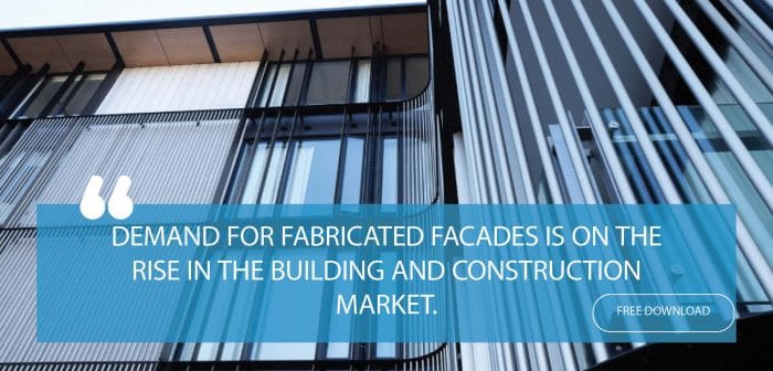 Demand for Fabricated Facades on the Rise in the New Zealand Building and Construction Market