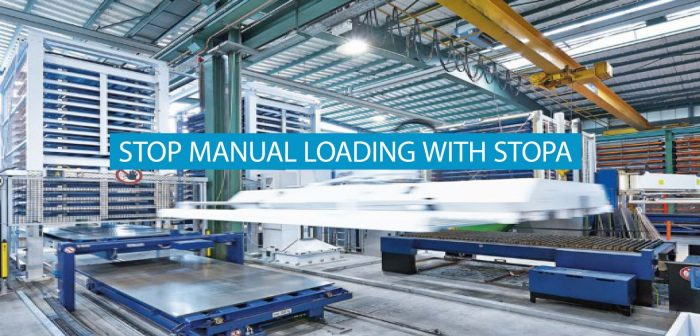 Stop Manual Loading with STOPA