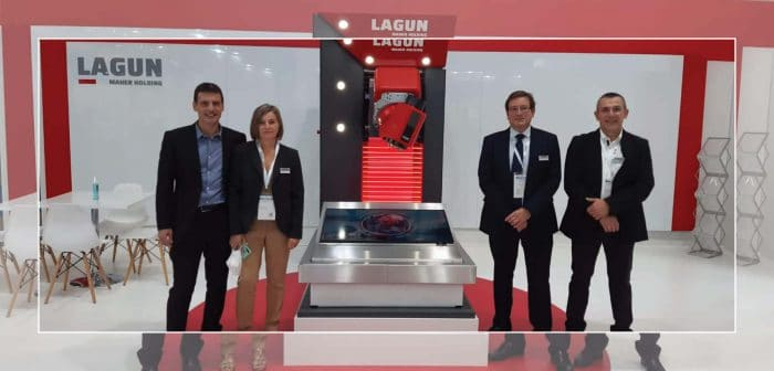 LAGUN Launch New Milling Heads at EMO Milano 2021